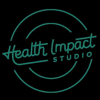 Health Impact Studio logo